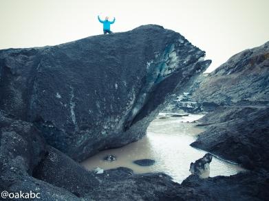 ธารน้ำแข็ง Sólheimajökull มาที่นี่ได้สัมผัสน้ำแข็งอย่างไกล้ชิด