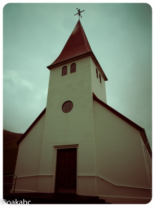 โบสถ์ประจำเมือง Vik | Vik Church