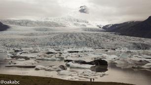 Fjallsarlon Glacier Lagoon