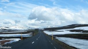 ทางไปเมือง Seyðisfjörður