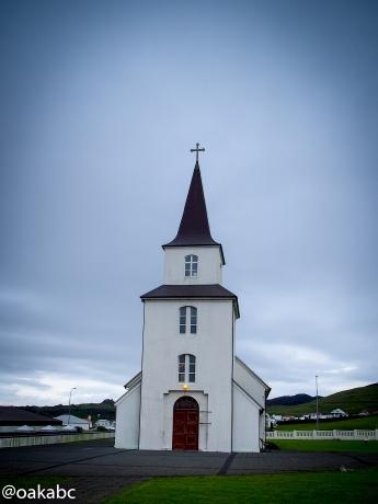 โบสถ์บนเกาะ Westman Islands